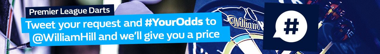 Premier League #YourOdds - feature