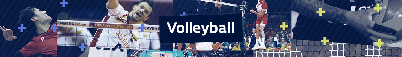 Volleyball default image