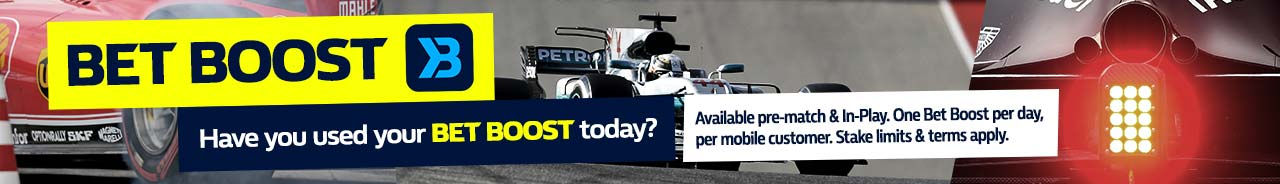 F1 Bet Boost web - feature